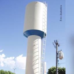 Reservatórios/Caixa d'água/ Castelo (Taça ou Tubular)