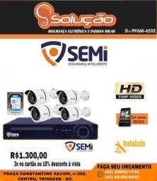 Câmeras de Seguranca 1.300,00