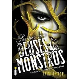 Livro Sonho com Deuses e monstros