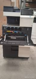 impressora konica minolta c258