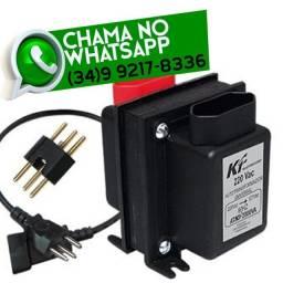 Transformador de Energia 1400w 110/220v e 220/110v* Fazemos Entregas
