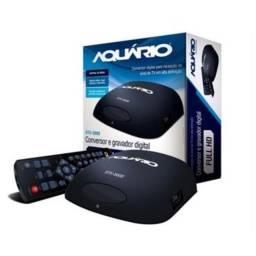 Antena Digital Uhf Ext, Uhf + conv. e Grav.Digital Aquário Novos.