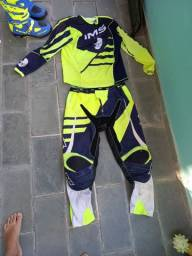 Kit calça e camisa IMS POWER FLUOR