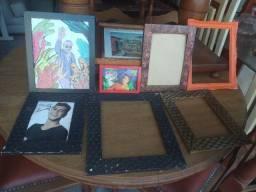Moldura de quadros e portas retratos diversos preços  e modelos