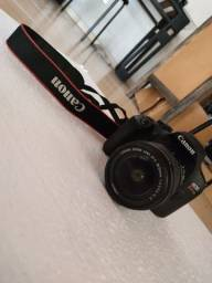 Câmera Canon EOS Rebel t7+ brindes