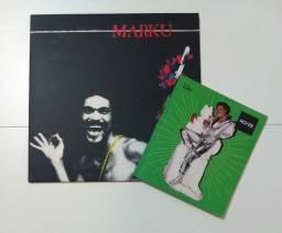 Lp Marku Ribas - Marku + Revista Noize