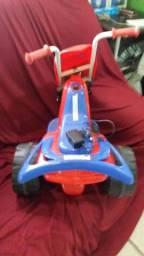 Moto infantil elétrica   infantil  ate 3anos