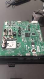 Placas e acessórios da TV led LG 55ln549e