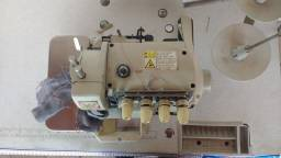 Máquina de costura interlook