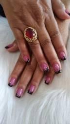 Manicure e ALonGamentos de unhas