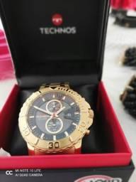 Relógio Technos Gold