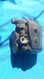 pinça ou caliper do freio dianteiro da xtz 125cc