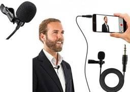 Título do anúncio: Microfone lapela *por apenas R$19,99* ?