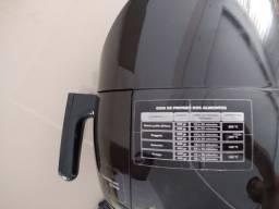Air Fryer com defeito - Retirada de peças