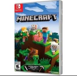 Jogo Minecraft Mojang Nintendo Switch - Mídia Física