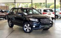 Título do anúncio: Hyundai Santa Fé 2.4 2012 Motor 4 Cilindros com 180cv Muito Nova
