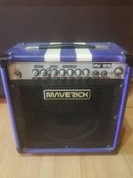Título do anúncio: Amplificador Mawerick