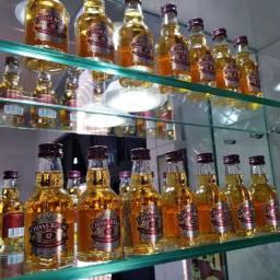 Miniatura Whisky Chivas 12 Anos 50ml - Original e Lacrada