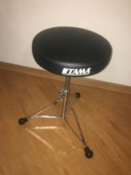 Banco de bateria Tama HT10 S Rhythm Mate Com Memória de Altura