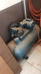 Compressor de 5,2 pés revisado 220 parcelo no cartão em 10x