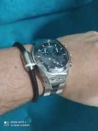 Relógio Swatch novinho crono original Eta