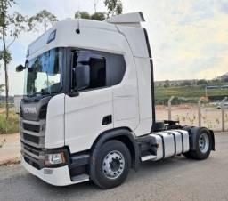 Scania R 450Highline 4x2 2020 com adas