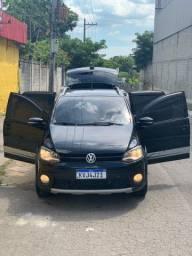 VW CROSS FOX 1.6 2011  2021 VISTORIADO (carro de garagem)