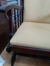 Cadeira de balanço - Imbuia