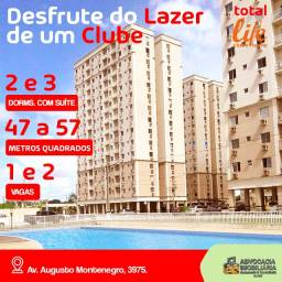 Apartamento na Augusto Montenegro, 2 Quartos, pronta entrega.