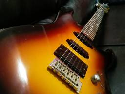 Guitarra rockwood by hohner lx70