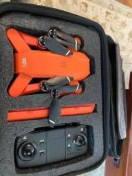 Drones com e sem GPS, com diversas opções de câmera. Até 12x sem júros frete grátis - RS