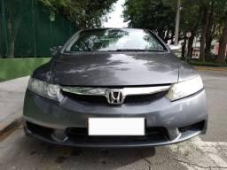 Honda Civic 2010 1.8 - ACEITO ENTRADA