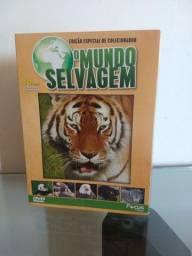 O Mundo Selvagem (Edição especial de colecionador)