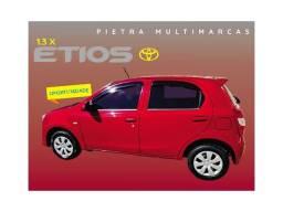 Título do anúncio: Toyota Etios 2015 1.3 x 16v flex 4p manual