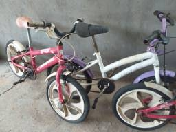 4 Bicicletas infantis
