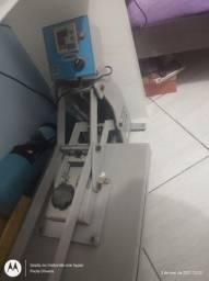 Máquina para estampar camisetas maquinatec