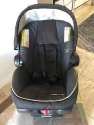 Título do anúncio: Conjunto Carrinho Bebê, Bebê Conforto e Base Graco Aire3