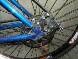 Vendo bike com kit k7