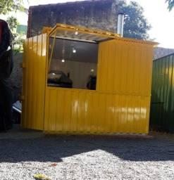 Container Quiosque 2,5mx3,0m