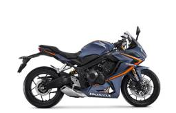 CBR 650 R 2021 - okm - freios ABS