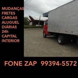Eficaz FRETES baú MUDANÇAS MUDANÇAS Manaus Interior