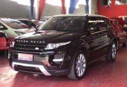 Título do anúncio: RANGE ROVER EVOQUE 2014/2015 2.0 DYNAMIC 4WD 16V GASOLINA 4P AUTOMÁTICO