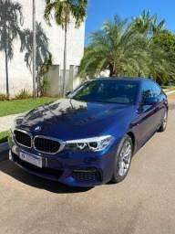 BMW 530i M Sport 2017/2018 único dono 10.000 kms