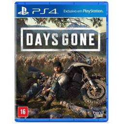 Days Gone Ps4 Mídia Física Usado