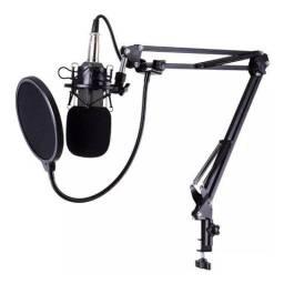 Microfone Lorben BM800 condensador cardióide