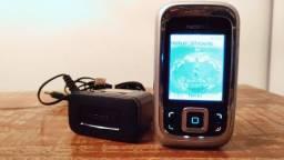Celular Nokia 6111 - Com Carregador - Testado - Claro