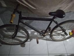 Bicicleta boa aceito Cel