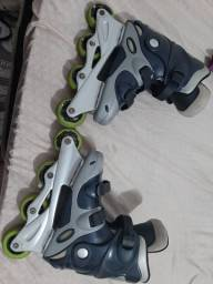 Vendo esse pawer x com as 8 rodas verdes , valor 300 reais não aceito menos