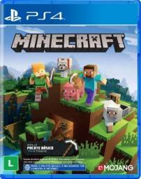Minecraft PS4 Original e Lacrado