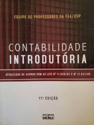 Livro Contabilidade Introdutória